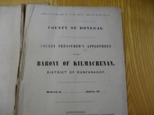Dunfanaghy Assizes